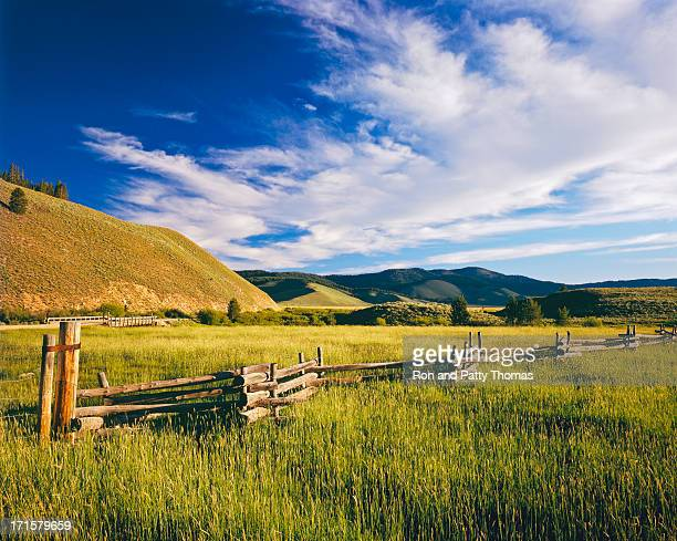 idaho country side - idaho stock pictures, royalty-free photos & images