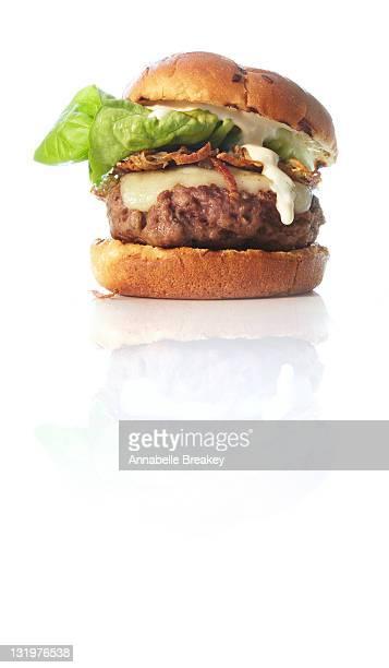Idaho Lamb Burger