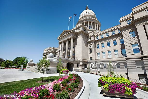 Idaho State Capitol in Boise Vt