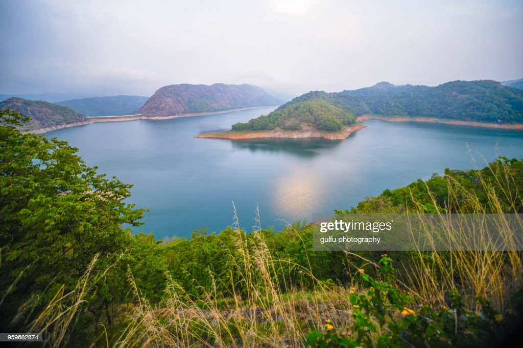 Iddukki Dam-Kerala : Stock-Foto