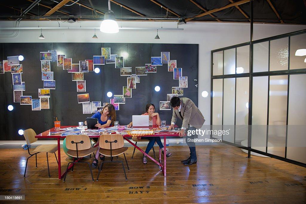 graphic design office. Idea/brainstorming Room, Graphic Design Office N