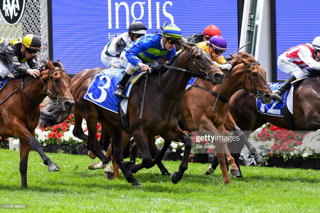 Ideas Man Ridden By Mark Zahra Wins The Inglis Banner At Moonee News Photo Getty Images