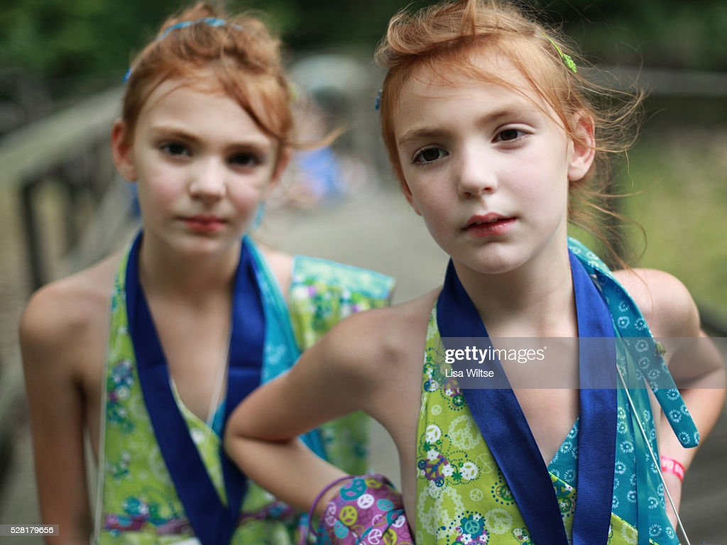 USA - Twins Days Festival in Twinsburg : News Photo