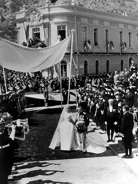 Rainier Iii Hochzeit Pictures Getty Images