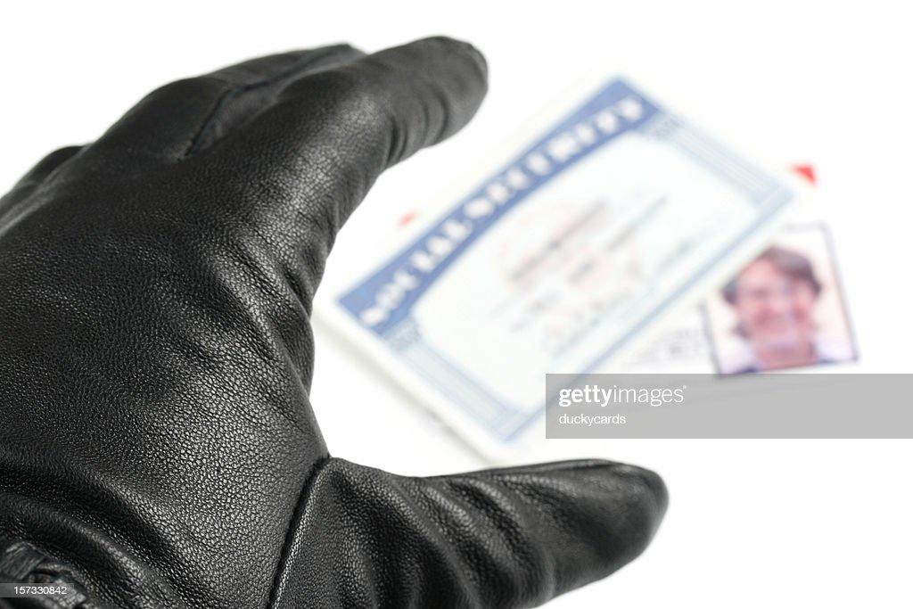 Identity Theft : Stock Photo