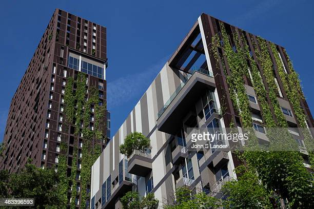 Ideo Morph 38 is well known in the Sukhumvit area for its signature eco friendly green walls that protect it from the morning sun It is also called...
