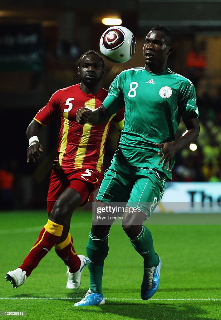 Ghana v Nigeria - International Friendly
