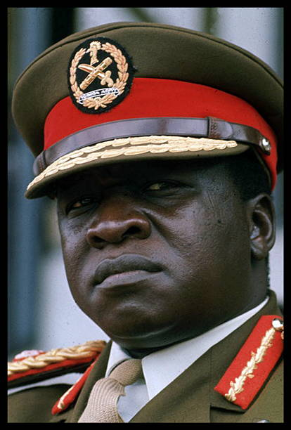 UNS: 11th April 1979 - Ugandan Dictator Idi Amin Forced Into Exile