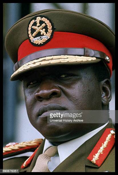 Idi Amin Dada was the third President of Uganda ruling from 1971 to 1979