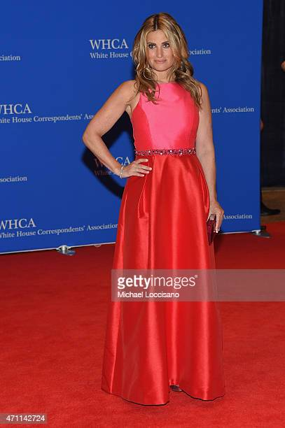 Idina Menzel attends the 101st Annual White House Correspondents' Association Dinner at the Washington Hilton on April 25 2015 in Washington DC