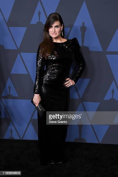 Idina Menzel attends the Academy Of Motion Picture Arts And Sciences' 11th Annual Governors Awards at The Ray Dolby Ballroom at Hollywood Highland...