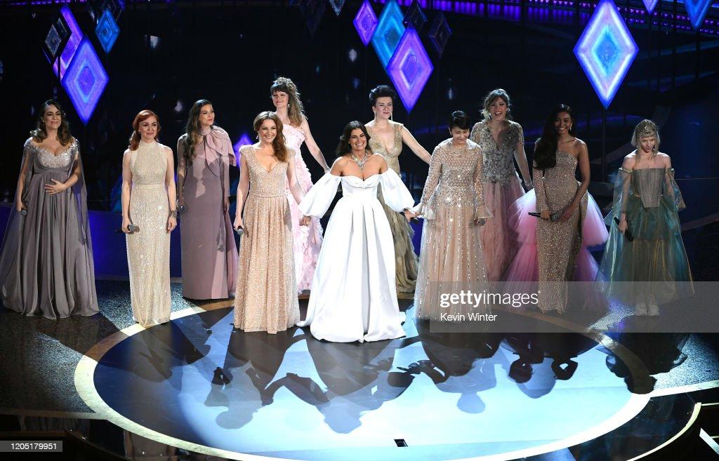 92nd Annual Academy Awards - Show : Nachrichtenfoto