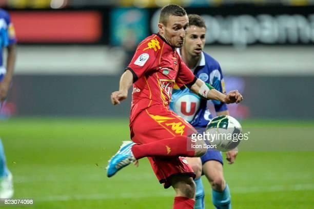 Idir OUALI - - Le Mans / Le Havre - 31e journee Ligue 2,