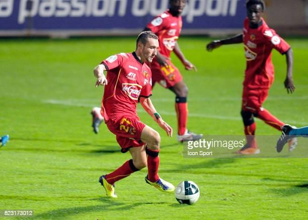 Idir OUALI - - Le Havre / Le Mans - 8eme journee de Ligue 2 ,