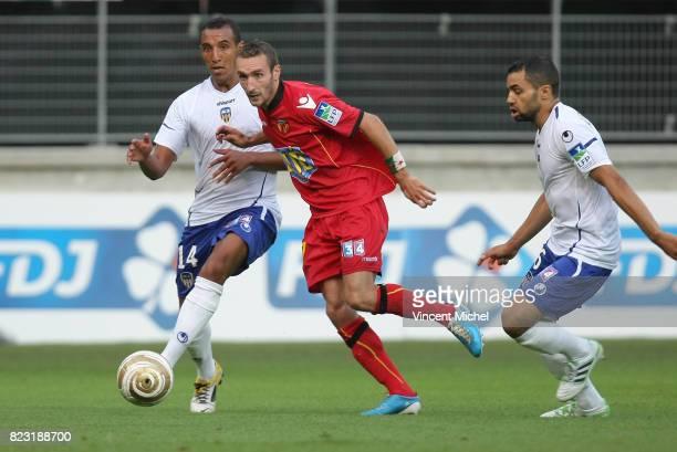 Idir OUALI Le Mans / Arles Avignon Coupe de la Ligue 2011/2012