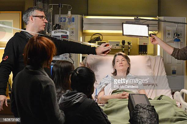 """Idle Hands"""" - As the hospital continues to make positive changes under the new management, the doctors begin to realize that owning a hospital comes..."""