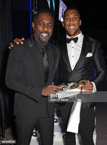 ¿Cuánto mide Anthony Joshua? - Real height Idris-elba-and-anthony-joshua-winner-of-the-sportsman-of-the-year-picture-id843065134?s=612x612