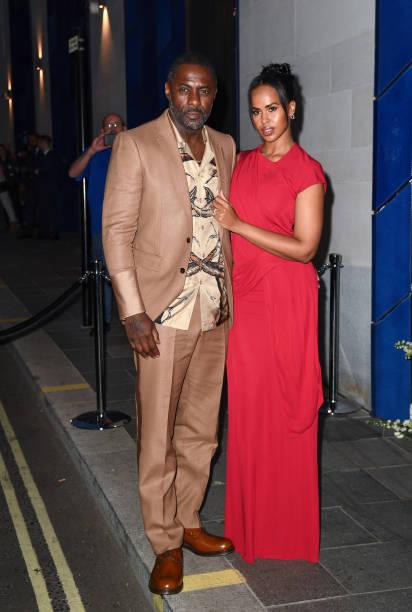 GBR: British Vogue x Tiffany & Co. Fashion And Film - Arrivals