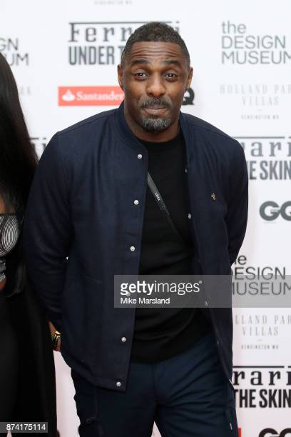 Under the Skin hosted by Deyan Sudjic and Alice Black Directors of the Design Museum and Dylan Jones Editor of GQ at the Design Museum on November 14...