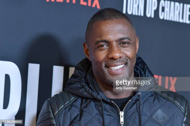 Idris Elba attends Netflix's Turn Up Charlie For Your Consideration Event at Pacific Design Center on March 02 2019 in West Hollywood California