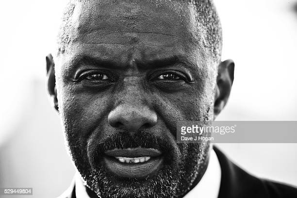 Idris Elba attends the House Of Fraser British Academy Television Awards 2016 at the Royal Festival Hall on May 8 2016 in London England