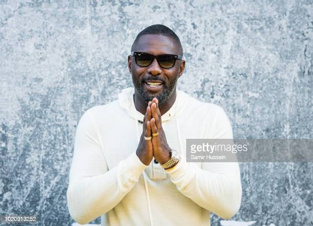 Idris Elba attends the UK premiere of Yardie at BFI Southbank on August 21 2018 in London England