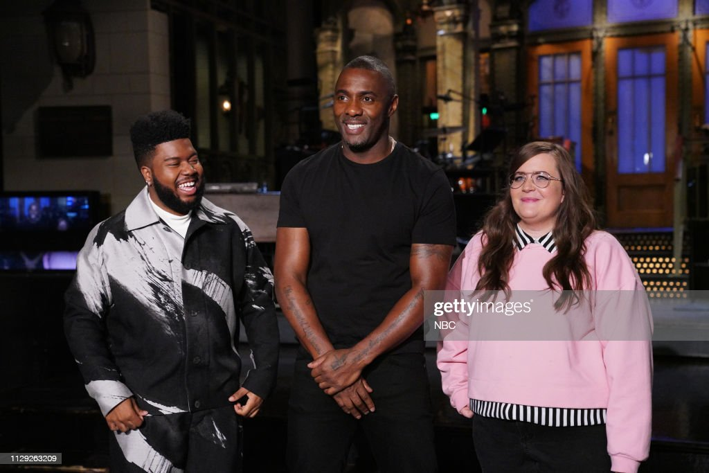 "NY: NBC'S ""Saturday Night Live"" - Idris Elba, Khalid"