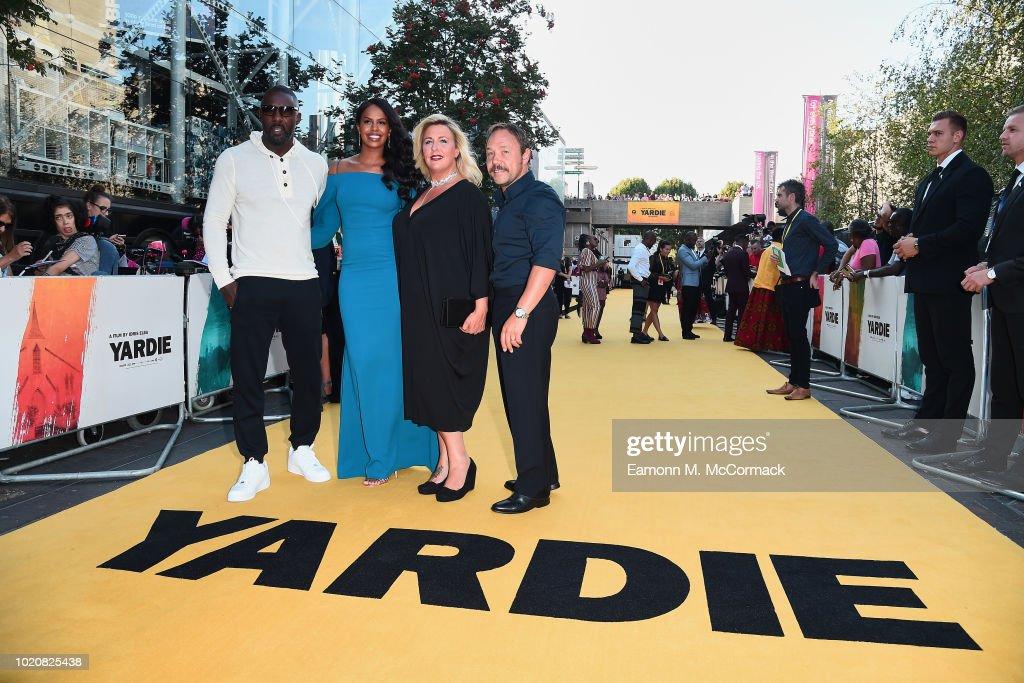 """""""Yardie"""" - UK Premiere - Red Carpet Arrivals"""