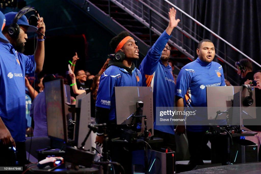 Blazer5 Gaming v Knicks Gaming