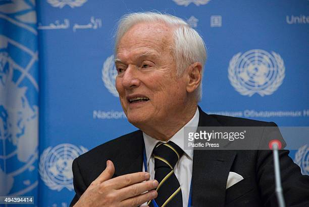 Idriss Jazairy addresses a member of the press on the issue of restricting SWIFT transfers and its indirect impactFormer Algerian Foreign Minister...