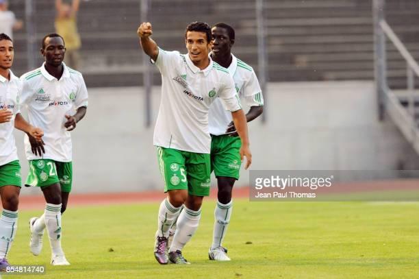 Idriss SAADI Saint Etienne / Monaco Match Amical Evian
