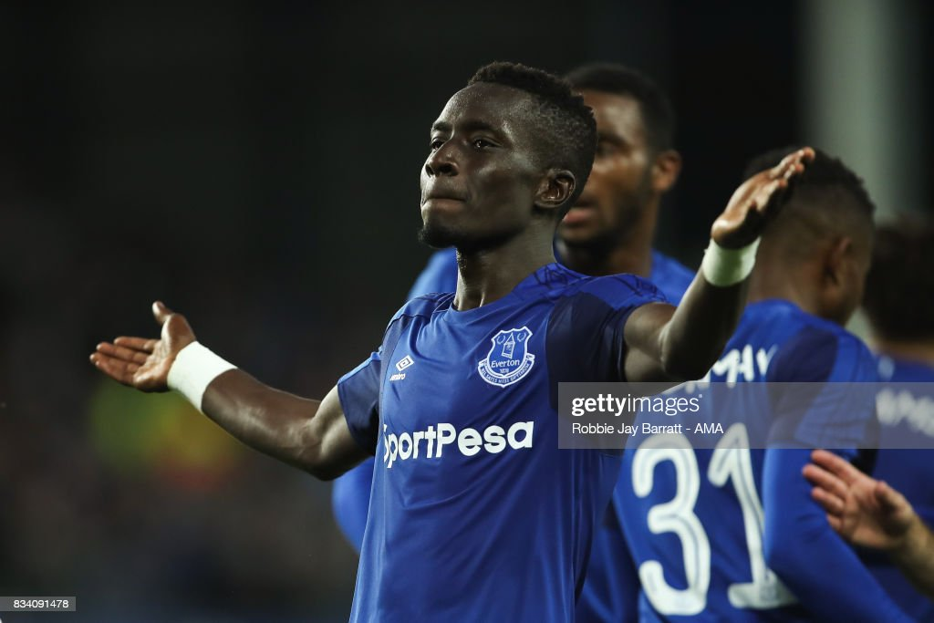 Everton FC v Hajduk Split - UEFA Europa League Qualifying Play-Offs Round: First Leg