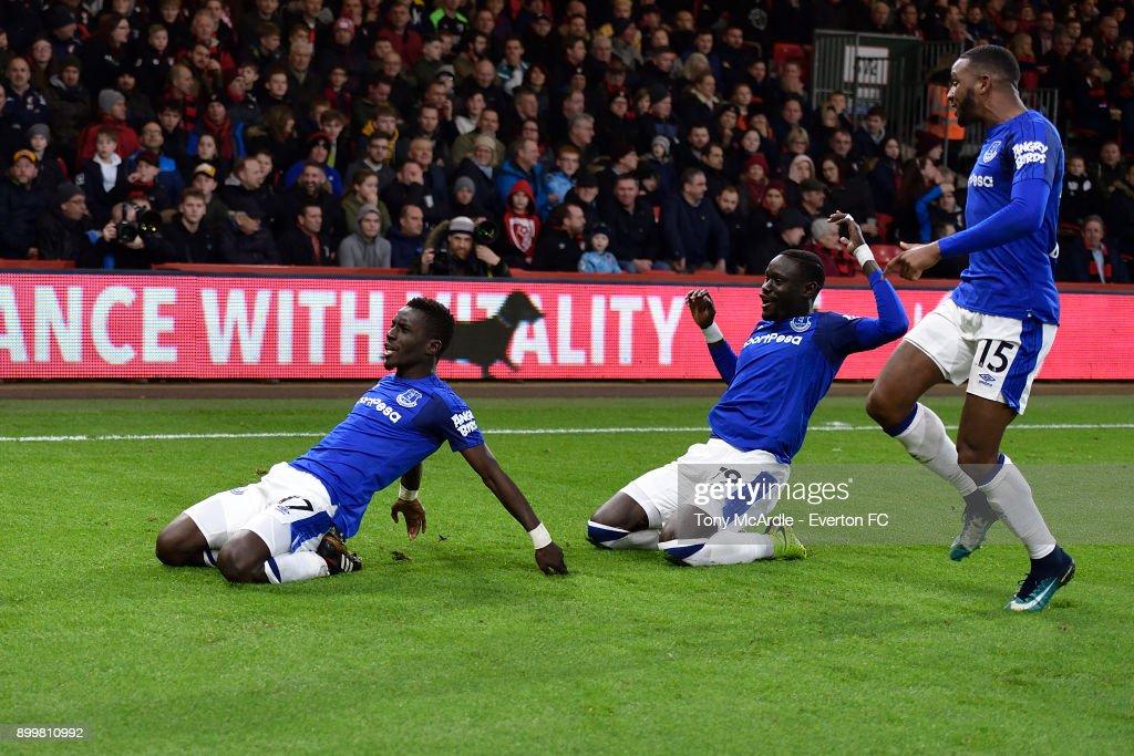 AFC Bournemouth v Everton - Premier League : News Photo