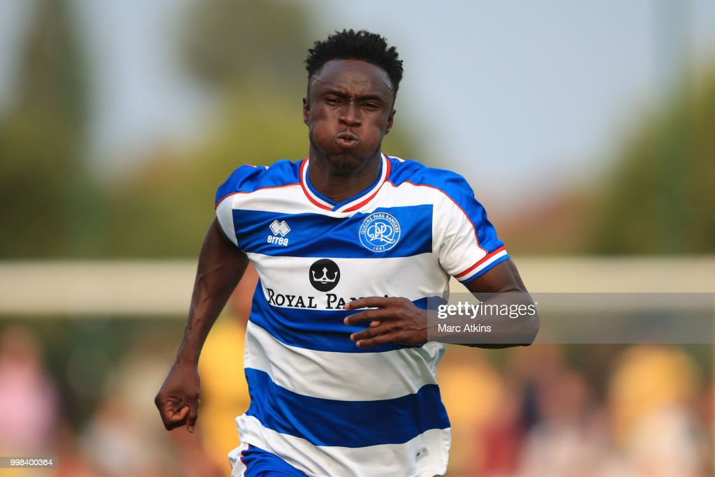 Staines Town v Queens Park Rangers - Pre-Season Friendly : News Photo