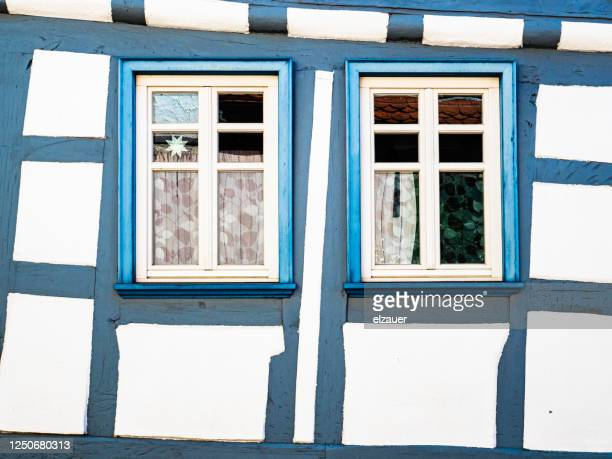 idstein house - ハーフティンバー様式 ストックフォトと画像