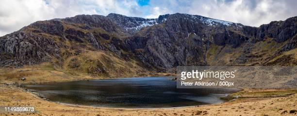 idwal lake panorama - bethesda maryland stock pictures, royalty-free photos & images