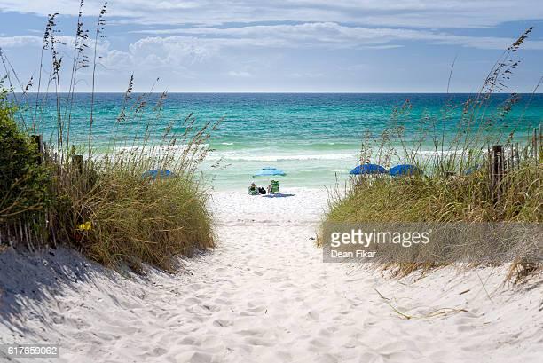 Idyllic Beach in Florida