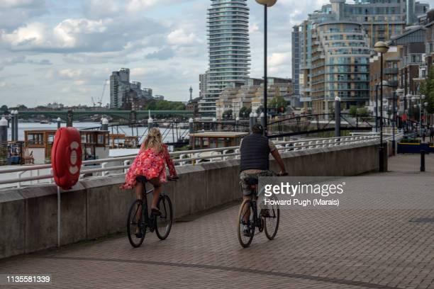 Idyllic Spring Battersea Images