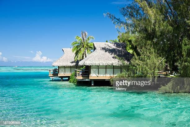 Idyllic Vacation Traditional Hotel Tourist Resort