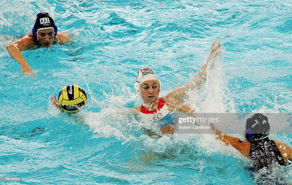 XII FINA World Championships - Water Polo : News Photo