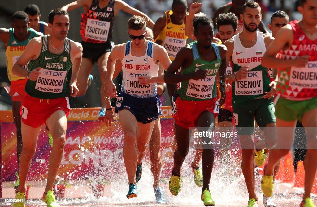 16th IAAF World Athletics Championships London 2017 - Day Three : News Photo