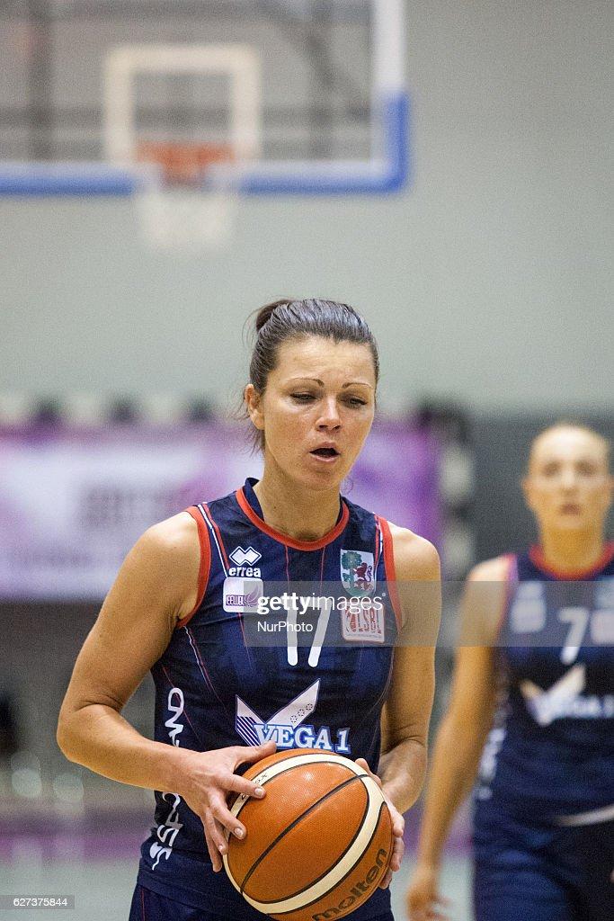 In Latvian Woman Basketball League