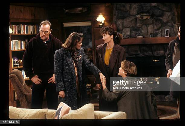 COACH If a Coach Falls in the Woods Airdate December 12 1989 KAMM