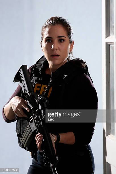 BLINDSPOT If Beth Episode 204 Pictured Audrey Esparza as Tasha Zapata