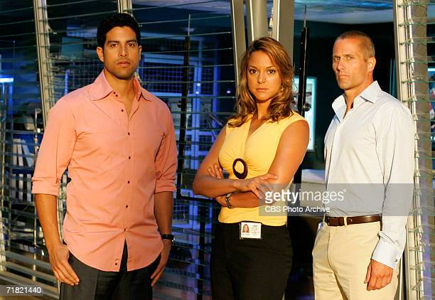 If Looks Could Kill Natalia's abusive exhusband is released from jail and begins stalking her at the lab on CSI MIAMI scheduled to air on the CBS...