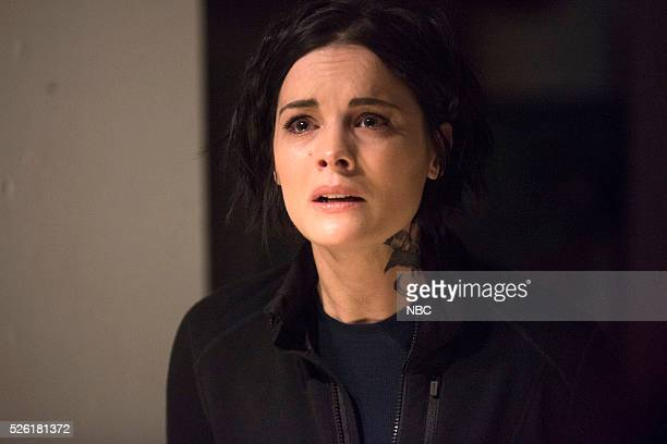 BLINDSPOT If Love A Rebel Death Will Render Episode 122 Pictured Jaimie Alexander as Jane Doe