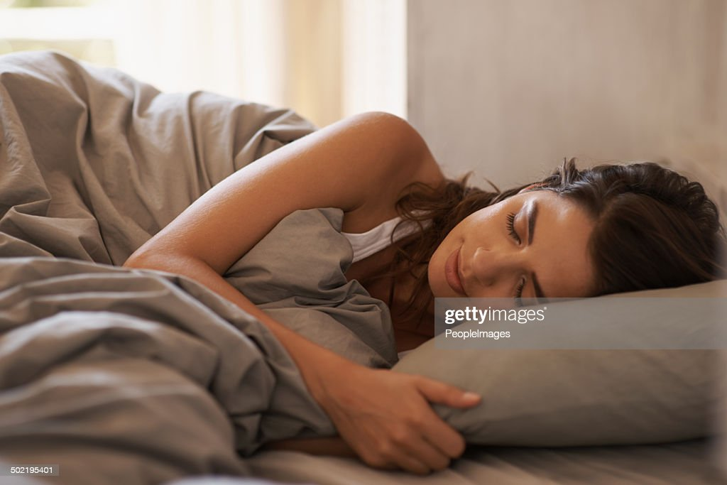 If only you knew what I dream about... : Stock Photo