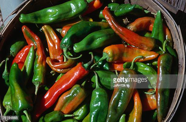 If the chile (chilli) ain't hot enough, the cook's not mad enough - New Mexican adage, Chimayo, New Mexico, United States of America, North America