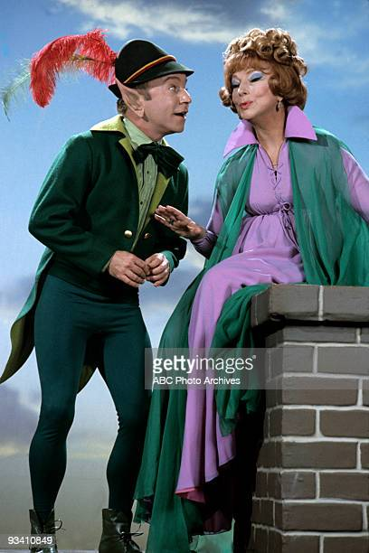 BEWITCHED If the Shoe Pinches Season Six 3/26/70 Endora conferred with leprechaun Tim O'Shanter who wreaked havok on Darrin