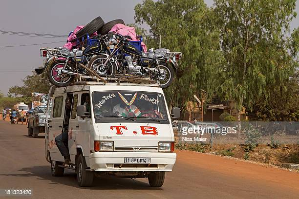 CONTENT] If the trip is too long for a bikeride one just puts the bike on the bushtaxi to get along faster